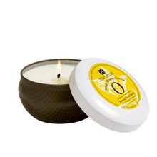 Hillhouse Naturals Orange Blossom Nectar Candle in Tin
