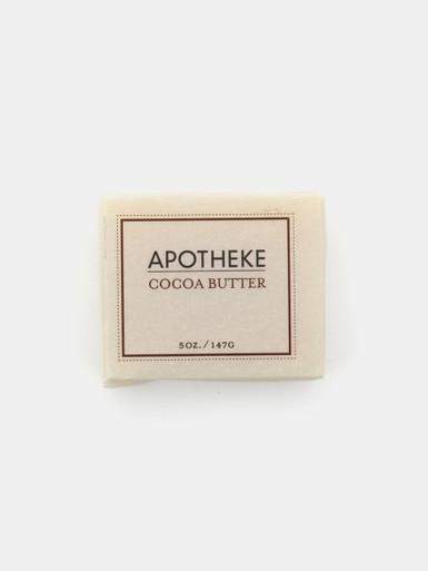 Apotheke Cocoa Butter Bar Soap