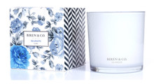 Biren & Co Maison Boxed Candle Flora Collection