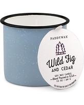Paddywax Wild Fig & Cedar Alpine Candle