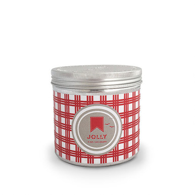 Mer Sea Jolly Tin Candle Holiday Collection