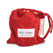 Mer Sea Jolly Sweater Bag Candle Holiday Collection