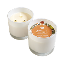Hillhouse Naturals Citron Verbena 3-Wick Glass Candle
