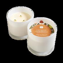 Hillhouse Naturals Citron Verbena 3-Wick Glass Candle