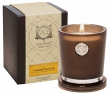 Aquiesse Portfolio Collection Paraiso Blooms Large Soy Candle