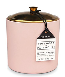 Paddywax Rosewood & Patchouli Hygge Candle