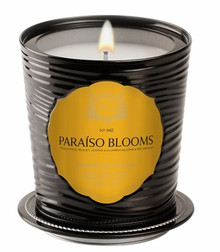 Aquiesse Portfolio Collection Paraiso Blooms Tin Candle With Matchbook