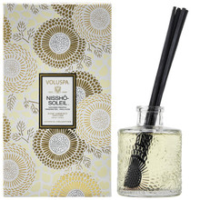 Voluspa Japonica Collection Nissho-Soleil Limited Edition Home Ambience Diffuser