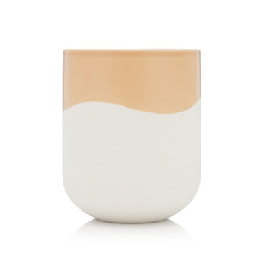 Thymes Holiday Hot Cocoa Collection Poured Milk Candle