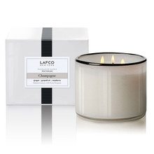 LAFCO 3 Wick 30oz / Champagne/ Penthouse Candle