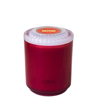 Archipelago Couleur Collection Pomegranate Citrus Glass Candle