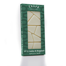 No. 21 Trapp Amber & Bergamot - 2.6 oz. Home Fragrance Melts