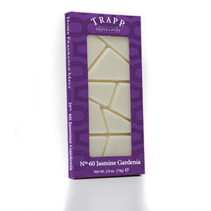 No. 60 Trapp Jasmine Gardenia - 2.6 oz. Home Fragrance Melts