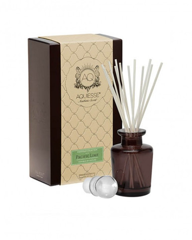 Aquiesse Portfolio Collection Pacific Lime Reed Diffuser