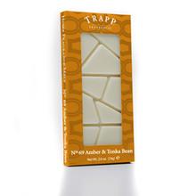 No. 69 Trapp Amber & Tonka Bean - 2.6 oz. Home Fragrance Melts