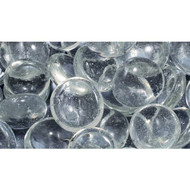GemStones Decorative Aquarium Stones Clear 90/bag