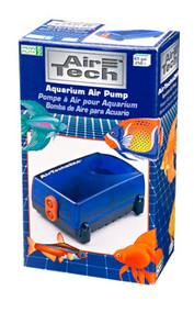 Penn Plax Air-tech Aquarium Air Pump Up to 55 gallons