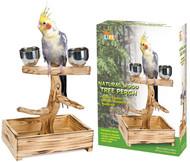 Penn-Plax Bird Tree Perch 11-Inch