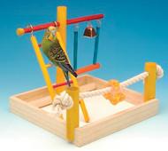Penn Plax Bird Activity Center Small