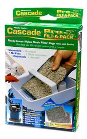 Penn Plax Cascade Pro-Z Canister Fliter for Aquariums 2-Pack