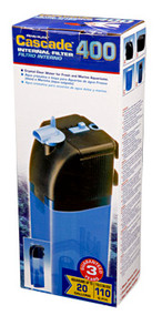 Penn Plax Cascade 400 Internal Filter for Aquariums Up to 20 gallons