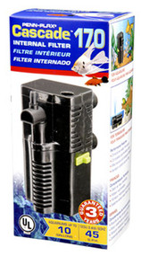 Penn Plax Cascade 170 Internal Filter for Aquariums