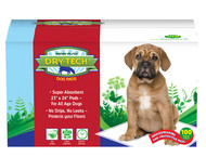 "Dry-Tech Doggie Pads w/Natural Attractant 23"" x 24"" Size 100 count"