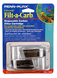 Penn Plax Filt-a-Carb Universal Undergravel Cartridge 2-pk