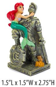 Penn Plax Ariel with Eric Statue Mini