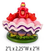 Penn Plax Little Mermaid Ornaments Mini