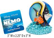 Penn Plax Finding Nemo and Gil 3 in. Aquarium Ornament