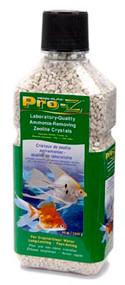 Penn Plax Pro-Z Ammonia-Removing Zeolite Crystals for Aquarium Medium