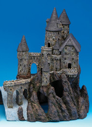 Aqua Ornament Castles - Penn Plax SUPER CASTLE - B