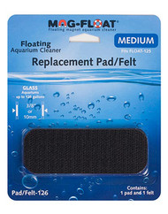 Mag Float Replacement Felt Pad for Medium Glass Mag Float