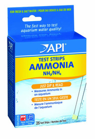 API Ammonia Test Strips 25ct