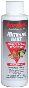 Kordon Methylene Blue-General Disease Prevention Treatment 4-Ounce,