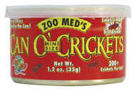 Zoo Med Can O' Crickets Insect Food 1.2-Ounce