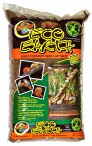 Zoo Med Eco Earth Loose Coconut Fiber Substrate 8 Quarts