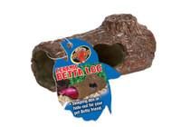 Zoo Med Sinking Ceramic Betta Log