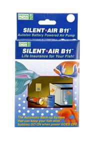 Penn-Plax Silent Air Battery Operated Air Pump