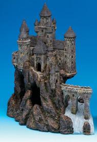 """Penn-Plax Aqua Ornament Super Castle 16"""" Side A"""