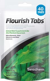 Seachem Flourish Tabs 40 Count