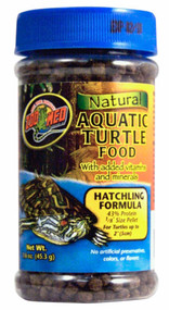 Zoo Med Hatchling Aquatic Turtle Dry Food 1.6oz
