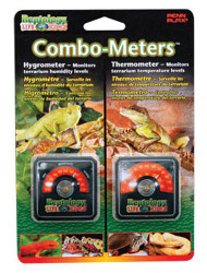 Penn-Plax Reptile Combo Meters