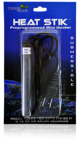 Deep Blue Professional Heat Stik Sub Heater for Aquarium Mini 60-watt