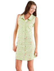 Kerry's Farm Sleeveless Poplin Night Shirt