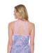 Lace Elephant Jersey Tank Shirt Set (M01562)