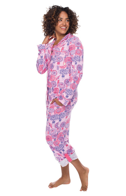 Cochella Umbrella Long Sleeve Classic PJ (M01566)