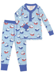 Pirate Ships Kids Long John (MK00999)
