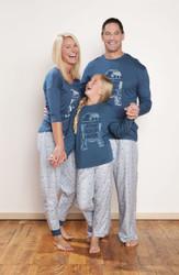 R2D2 Toddler PJ Set (MK01034)